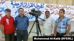 صحفيون عراقيون