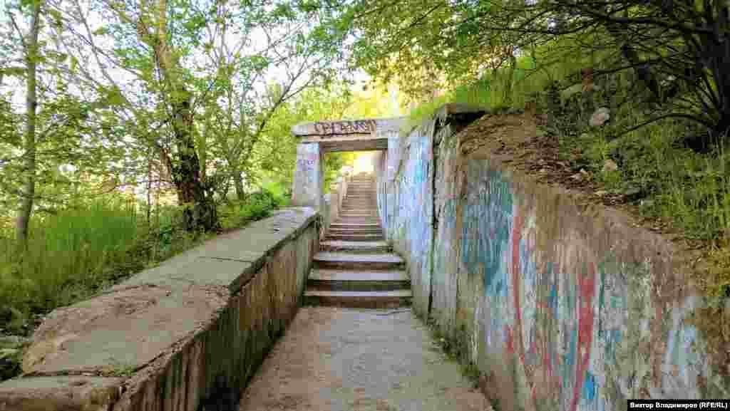«Лестнице любви» больше 800 лет