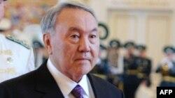 Қазақстан президенті Нұрсұлтан Назарбаев. Астана, 24 қараша 2014 жыл.