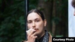 Активист движения в защиту Химкинского леса Алексей Дмитриев