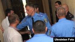 Штурм фастівського райвідділу міліції, Фастів, 16 липня 2013 року