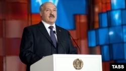 Претседателот на Белорусија Александар Лукашенко.