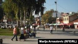 Inicijatori peticije tvrde da su državne vlasti zapostavile ovo područje (na fotografiji: Novi Pazar)