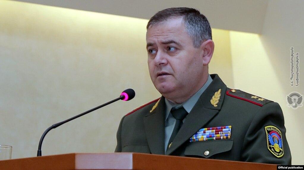 Достигнуты ощутимые результаты в вопросе пополнения арсенала армии - глава Генштаба ВС Армении