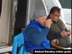 Олег Дерипаска и Сергей Приходько отдыхали в августе 2016 года в компании эскортниц
