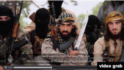 «İslam Dövləti» terror qruplaşmasının üzvləri