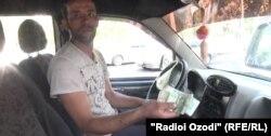 Муҳаммадзокир Амиршоев, ронандаи мусофирбар