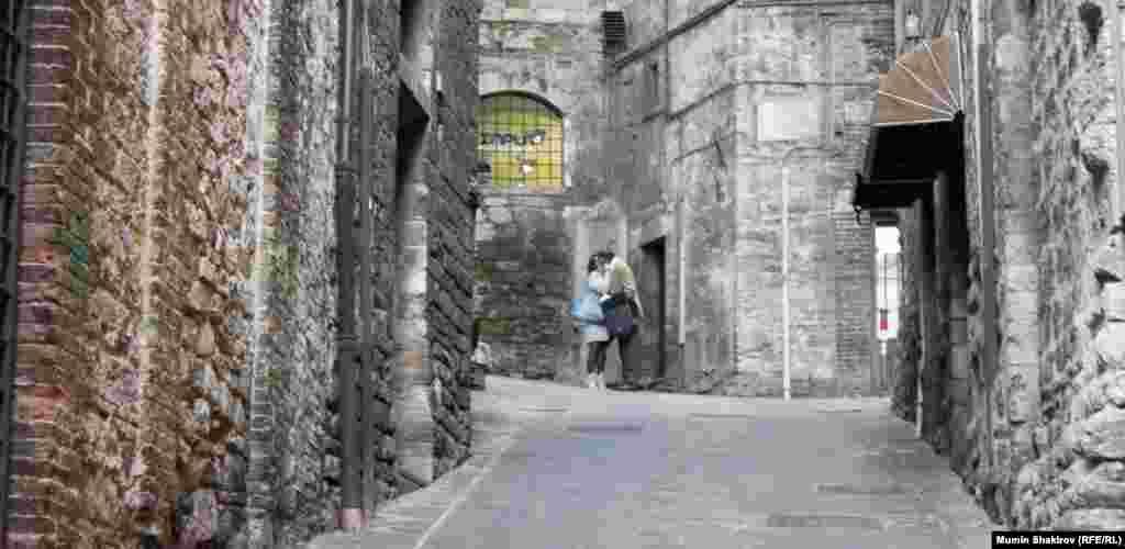 Нынешние любовные страсти ни в чем не уступают средневековым