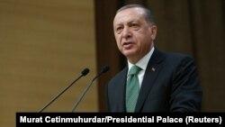 رجب طیب اردوغان می گوید هفته آینده با ولادیمیر پوتین در خصوص صلح در سوریه مذاکره خواهد کرد.
