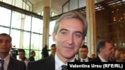 Юрий Лянкэ, премьер-министр Молдовы. Кишинев, 30 мая 2013 года.