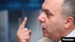 Հայաստանի նախկին վարչապետ Հրանտ Բագրատյանը: