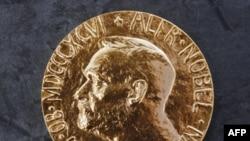 Նոբելյան մրցանակի մեդալը