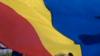 Pro-unioniști români și moldoveni au desfășurat un drapel tricolor lung de o sută de metri pe podul feroviar ce leagă cele două țări la Fălciu, Vaslui, cu ocazia Centenarului Unirii