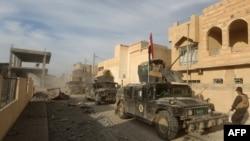 İraq qüvvələri Ramadinin mərkəzində, 27 dekabr, 2015-ci il