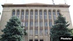 ՍԴ շենքը Երևանում, արխիվ