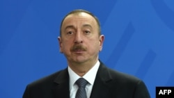 Ильхам Әлиев, Әзербайжан президенті.