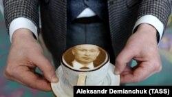 Кофе в кафе в Санкт-Петербурге