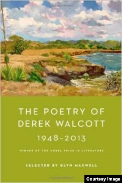 Обложка книги «The Poetry of Derek Walcott»