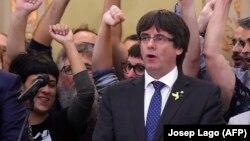 Potpuno ubeđen da je Španija pripremala talas nasilja za koje bismo mi bili okrivljeni: Karles Pućdemont