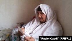 Мать Махмадшарифа Сайдалиева