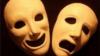 Маски, що символізують театральне мистецтво. Ілюстративне фото