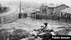 Жертви голоду. Харківщина, 1933 рік