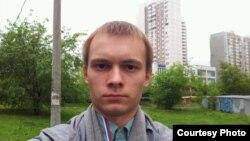 Один из операторов сайта Ustream, выступающий под ником Vova Moskva