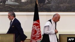 Presidential Palace in Kabul, September 21, 2014