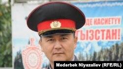 Замир Сыдыков.