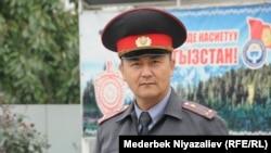 Замир Сыдыков