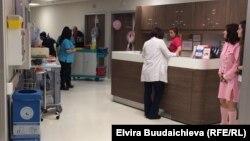 Больница в Турции. Иллюстративное фото.