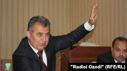 Нуриддин Саидов.