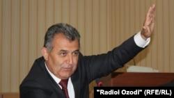 Нуриддин Саид, министр образования и науки РТ