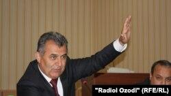 Нуриддин Саидов