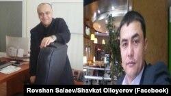 Узбакистон- Равшан Салаев ва Шавкат Оллоёров