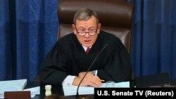 ԱՄՆ Գերագույն դատարանի նախագահ Ջոն Ռոբերտս, արխիվ