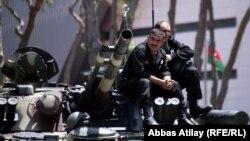 Bakıda hərbi parad, 26 iyun 2011