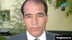 Uzbekistan - Ruhiddin Komilov, independent lawyer, Nov2008