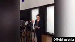 La conferința de presă a Oficiului Federal pentru Combaterea Criminalităţii (BKA) difuzată în direct pe Twitter