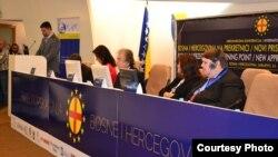 """Međunarodna konferencija """"BiH na prekretnici - Novi pristup integracijama EU"""" u Sarajevu, 25. oktobar 2014."""