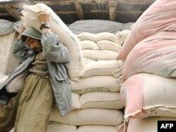 Afganistanul s-a confruntat cu crize ale foamei în trecut iar ocupația talibană ar putea provoca una nouă ca urmare a incapacității acestora de a aduce importuri în țară.