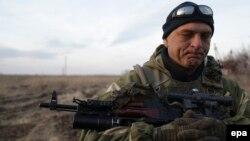 Украин армиясынын жоокери