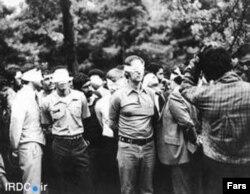 Американские заложники в Тегеране. 1979 год