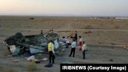 در ایران روزانه حدود ۴۳ نفر در تصادفات رانندگی جان خود را از دست میدهند