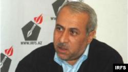 Reportyorların Azadlığı və Təhlükəsizliyi İnstitutun (RATİ) Naxçıvan bölməsinin əməkdaşı Həkimeldostu Mehdiyev