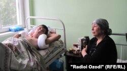 """23 летний Хушнуд Исомиддинов стал жертвой """"облавы"""" в апреле 2014 года"""