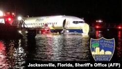عکسی که پلیس جکسنویل در فلوریدا منتشر کرده است