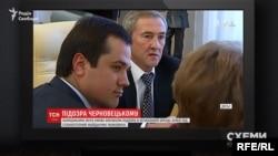 Денис Комарницький за часів мера Черновецького очолював фракцію мера у Київраді