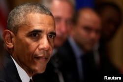 АҚШ президенті Барак Обама НАТО саммитінде. Варшава, 8 шілде 2016 жыл.