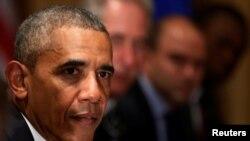 Barack Obama Varşavada